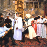 The Etiquette of Chechen Marriage Customs