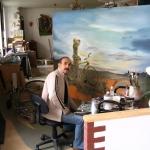 "Zamir Yushaev: ""Considering Fine Arts Important…"" (Video)"