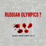 New Project: Boycott Sochi 2014