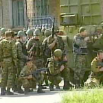 Murdered Ingush's House were Searched