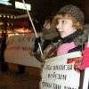 Demonstration in Moscow for Chechnya