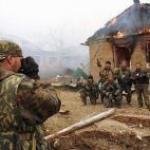 Kadirovskies Set on Fire Shops