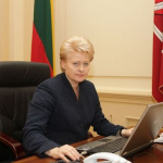Letter to the Lithuanian President from Gataevs