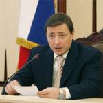 Khloponin Publicly Admonished Kadirov