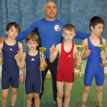 Chekarbiyev's Students are Champion in Austria