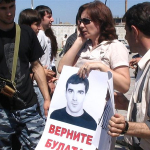 Rights Defenders Organized A Press-Conference About Murder of Natalya Estemirova