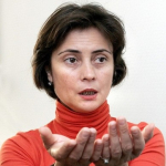 """Lidya Yusupova: """"Russian Politicians will be Tried for the Crimes which have been Committed in the Caucasus!"""""""