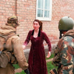 A Chechen Girl has been Taken Hostage
