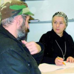 Chechen Asylum Seekers Are Left in the Cold