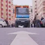 Chechen Child Killed by Garbage Truck