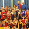 Young Chechens Dominate the Wrestling Mat