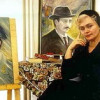 Tbilisi will Host Alla Dudaeva's Paintings