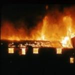 Two Chechen Children Die in Fire