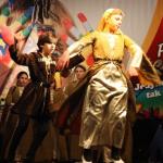 Chechen Children Stand Up for Polish Children
