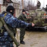 Cleansing Operation in Chechnya
