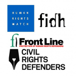 Safeguard Victims and Human Rights Defenders