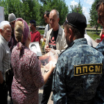 Peaceful Demonstration in Grozny Stopped by Pro-Russian Forces