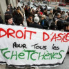 Demonstration in Support of Chechen Families
