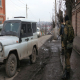 Abduction in Central Grozny