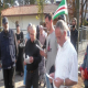 Protest Held in Austria for Aslan Kagermanov