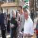 Protest Held in Austria for Aslan Kagermanov
