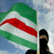 Protest for Detained Chechen in Croatia