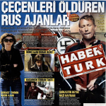 Russian Agents who Killed Chechens in Istanbul Uncovered