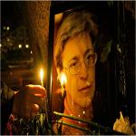 Action To Rename A Street in Milan for Anna Politkovskaya