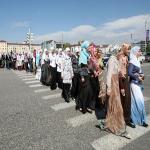 Chechen Schoolgirls Complain About Obligatory Dress Codes