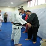 First Chechen Jiu Jitsu Black Belt