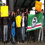 Chechens in Austria Protest Deportation Order