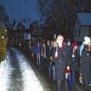 Demonstration in Austria in Support of Malinkov Family