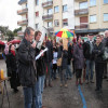 Another Protest in Support of a Chechen Family in Segré