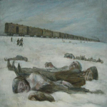 The Sixty Nineth Commemoration of the Chechen Deportation on Feb.23, 1944