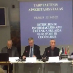 Press Statement About the International Round Table in Vilnius
