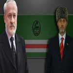 """Zakayev: """"We say Good Bye to a true son of the Chechen people: Medet Unlu…"""""""