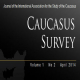 Second Issue of Caucasus Survey Released