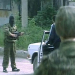 Civilian Murdered in the Grozny District