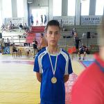 Young Chechen Wrestler Became European Champion