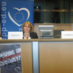 Rubati Mitsaeva: «What is Impermissible About Our Demands?» (Speech at European Parlament)