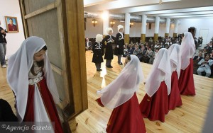 Opening Ceramony of New Refugee Center -Stars of Chechnya-