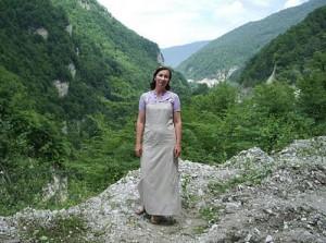 Natalya Estemirova