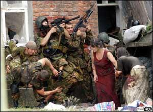 Russian Terror in Beslan