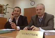 Musa Pliyev and Magomed Yevloev