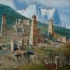 Peintre tchétchène – Vaharsolt Balatkhanov