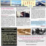La 58e Série du Bulletin Nouvelles de Tchétchénie a été Publié