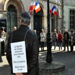 Rassemblement pour réfugiés Tchétchènes