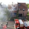 La maison d'une famille Tchétchène a brûlé en Belgique