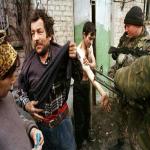 Les enlèvements n'arrêtez jamais en Tchétchénie