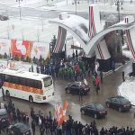 Torture Olympique à Grozny!